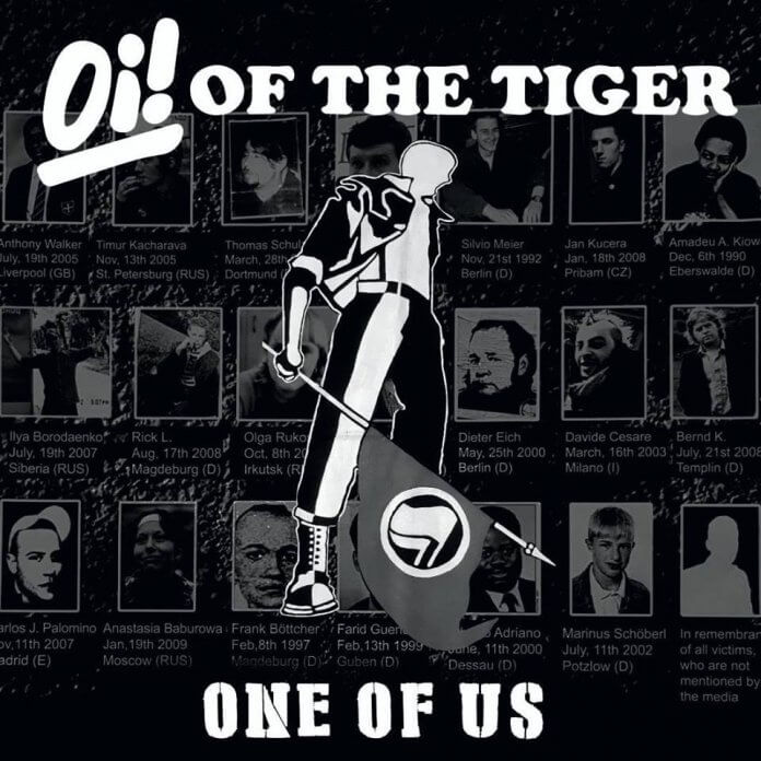 Oi! Of The Tiger