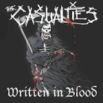 The Casualties Written In Blood 2018