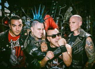 The Casualties 2018 Written In Blood