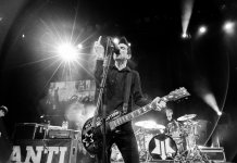 Anti Flag am 16.10.2018 im Kulturzentrum Pavillon in Hannover