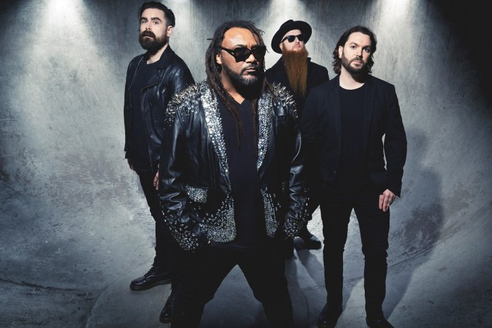 Skindred Big Tings European Tour 2019