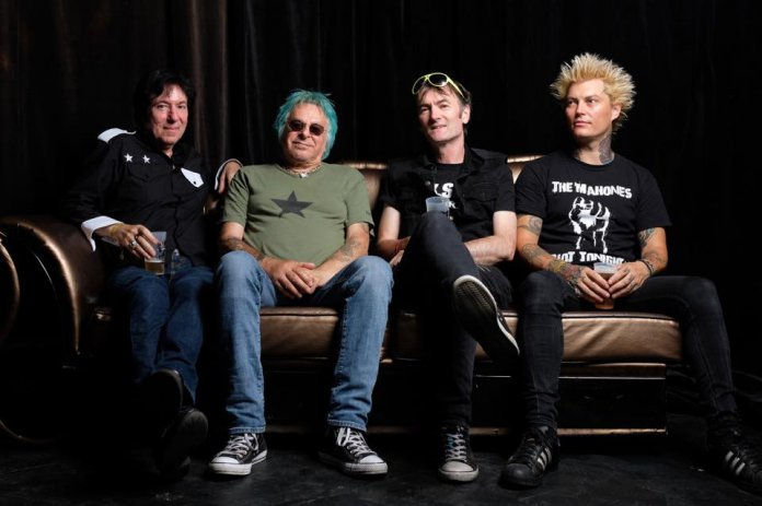 UK Subs 2018 Hannover Bei Chez Heinz 2019