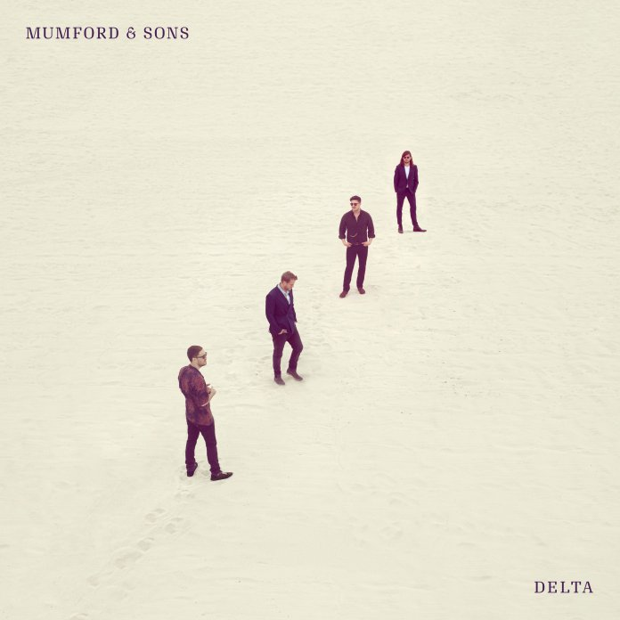 Mumford And Sons - Delta Albumcover