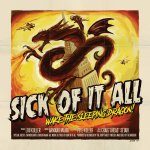 Sick Of It All - Wake The Sleeping Dragon Albumcover