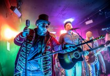 The O'Reillys and the Paddyheads am 08. November 2018 im Lux Club in Hannover