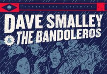 Dave Smalley & The Bandoleros – Join the Outsiders Albumcover