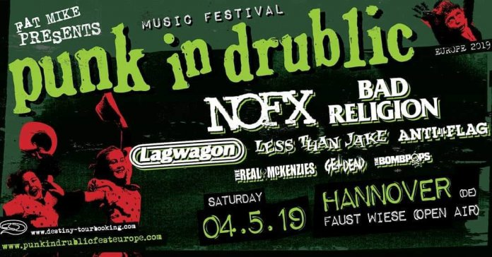Punk In Drublic 2019 Hannover Faust