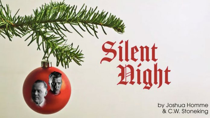 Queens Of The STone Age Joshua Homme Silent Night