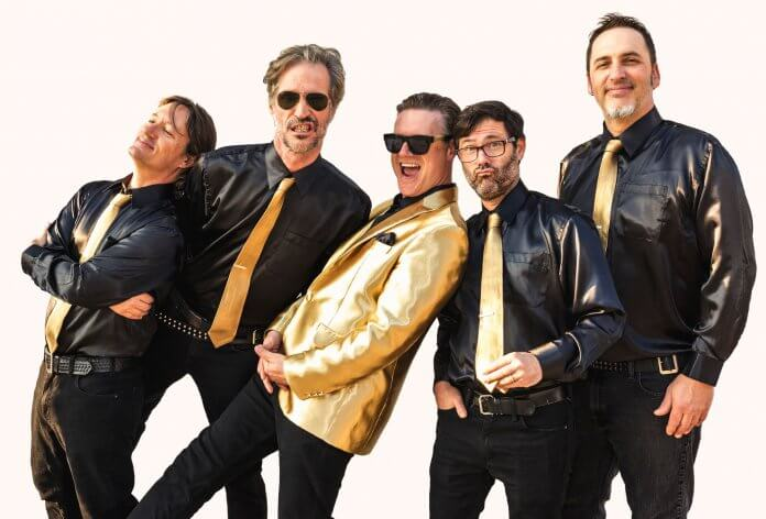e First and the Gimme Gimmes 2018 2019 Santa Baby Fat Wreck Chords