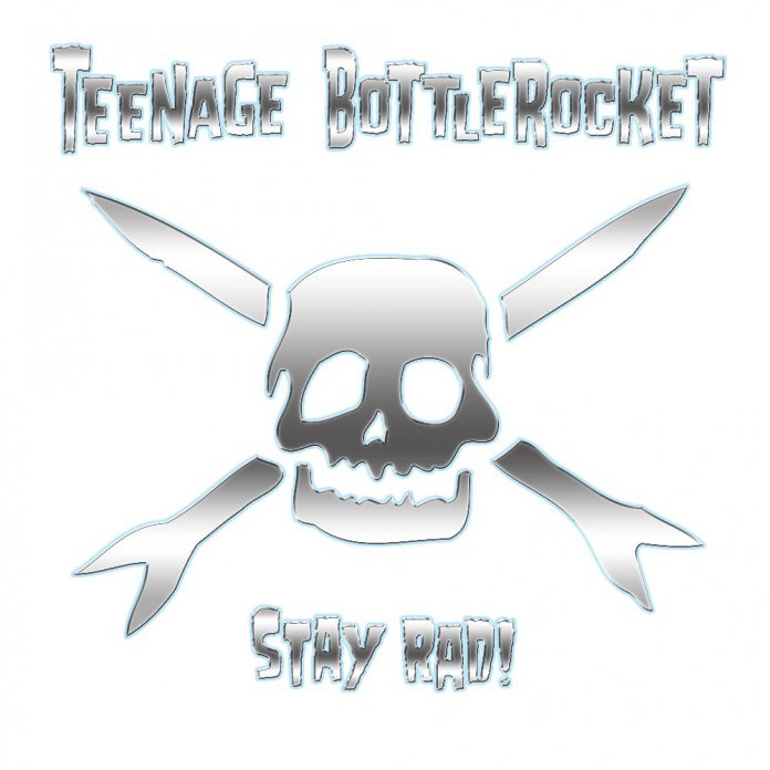 Teenage Bottlerocket - So Rad Albumcover