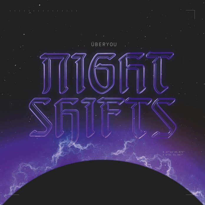 Überyou - Night Shifts Albumcover