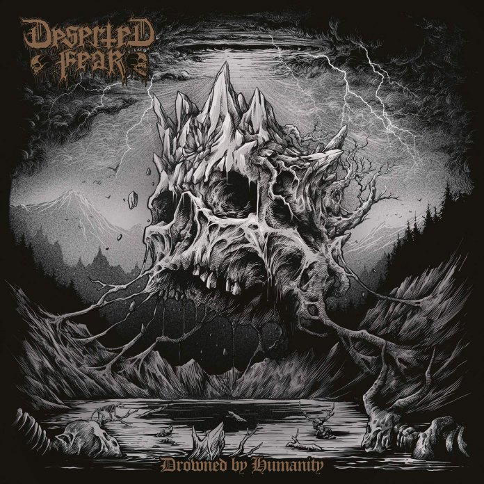 Deserted Fear - Drowned By Humanity Albumcover