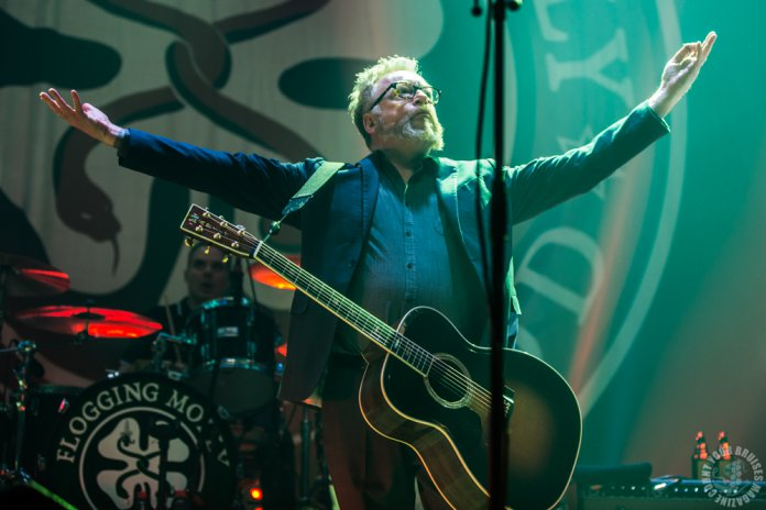 Flogging Molly am 01.02.2019 live im Pier 2 in Bremen