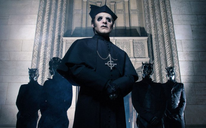Ghost 2019 Cardinal Copia Tobias Forge
