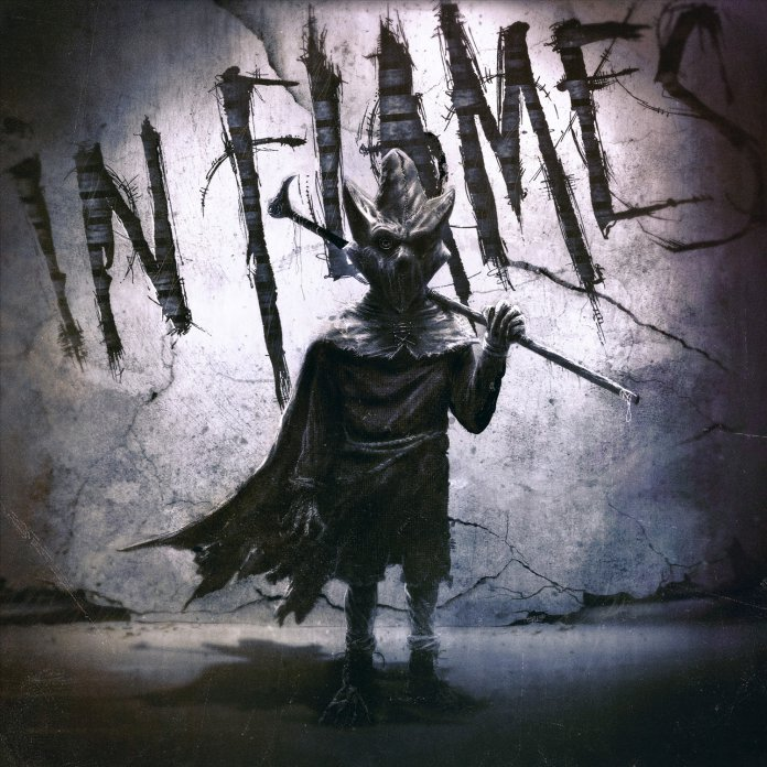 In Flames - I, The Mask Albumcover