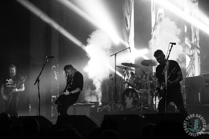 Mastodon am 06.02.2019 live im Capitol in Hannover