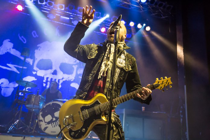 Backyard Babies am 06.03.2019 live im Capitol in Hannover