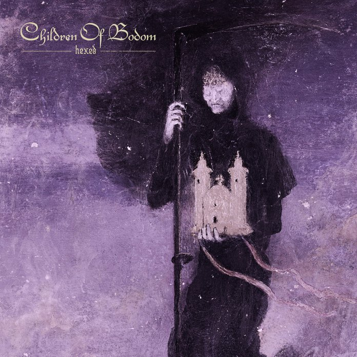 Children Of Bodom - Hexed (Albumcover)