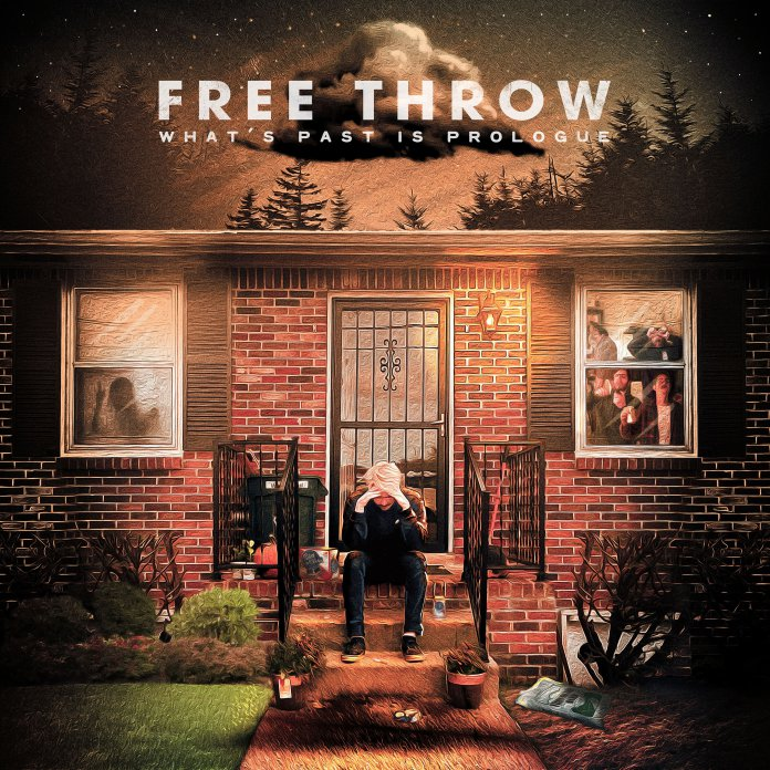 Free Throw - What's Past Is Prologue Albumcover