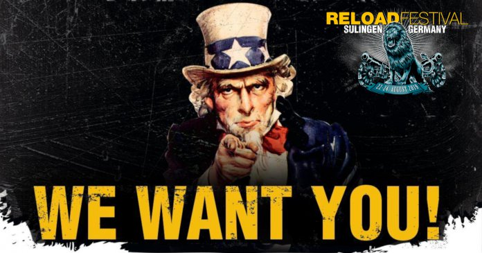 Reload Festival 2019 Bandcontest