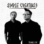 Simple Creatures Strange Love Albumcover
