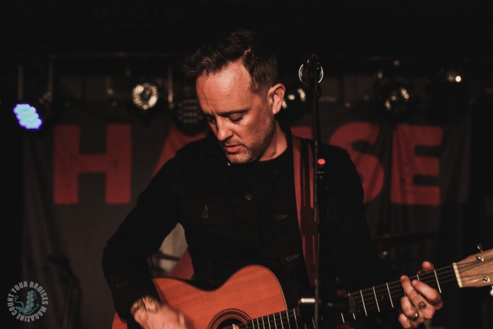 Dave Hause Live Bei Chez Heinz Hannover
