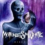 Motionless In White - Disguise Albumcover