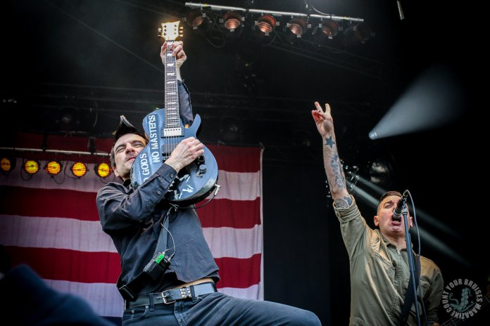 Anti Flag In Drublic Hannover 04-05-19 Credit_Maria Graul-6504