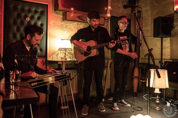 Eamon McGrath am 01.05.2019 live in der Capri Bar in Bremen