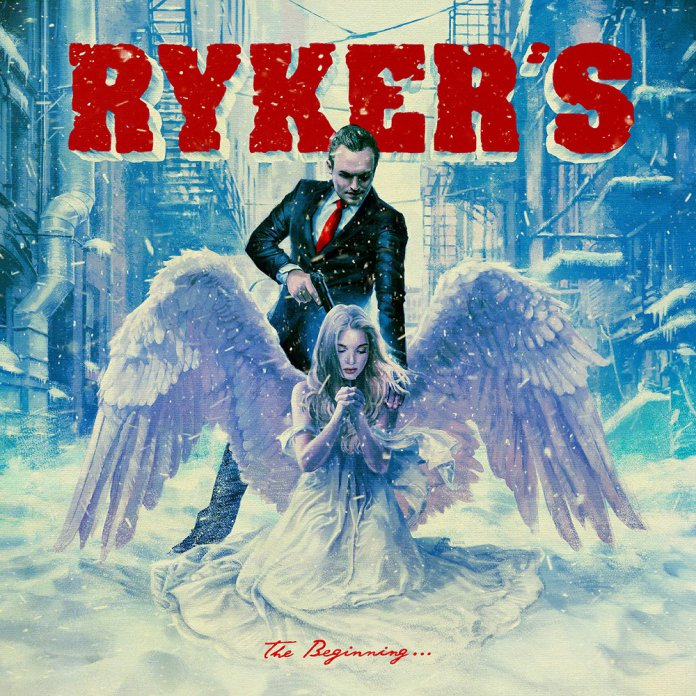 Rykers - The Beginning (Albumcover)