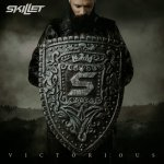 Skillet - Victorious (Albumcover)