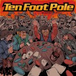 Ten Foot Pole - Escalating Quickly (Albumcover)