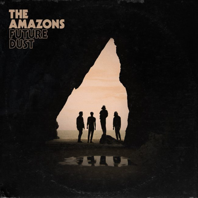 The Amazons - Future Dust (Albumcover)