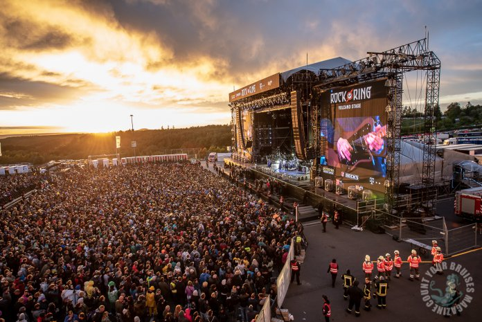 Impressionen vom Rock Am Ring Festival 2019