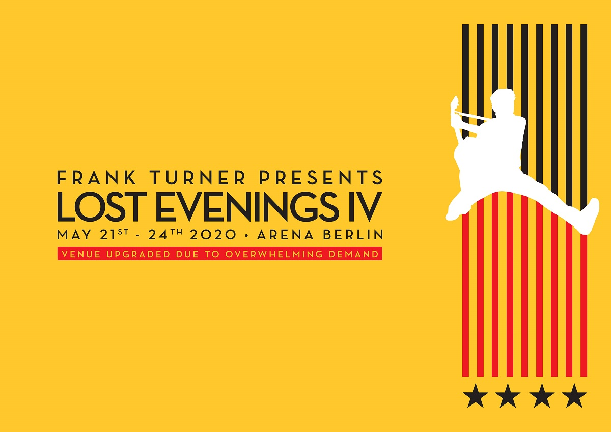 Frank Turners Lost Evenings IV