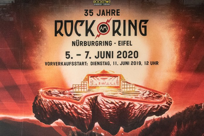 Rock Am Ring 2020 Artwork