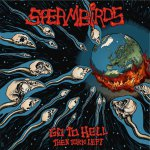 Spermbirds - Go To Hell Then Turn Left (Albumcover)
