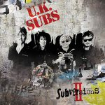 UK Subs - Subversions II Albumcover