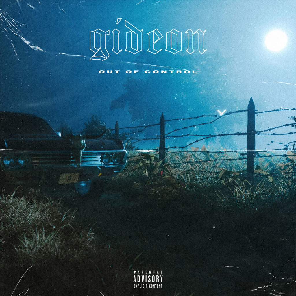 Gideon . Out Of Control Albumcover