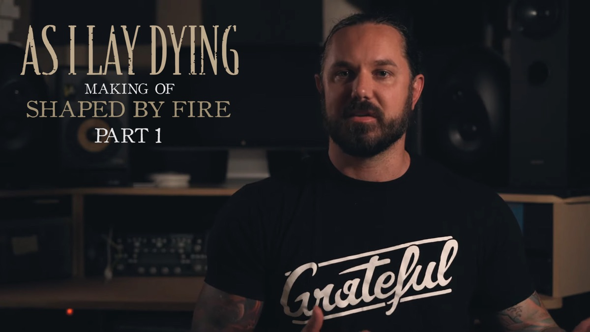 As I Lay Dying Albumtrailer