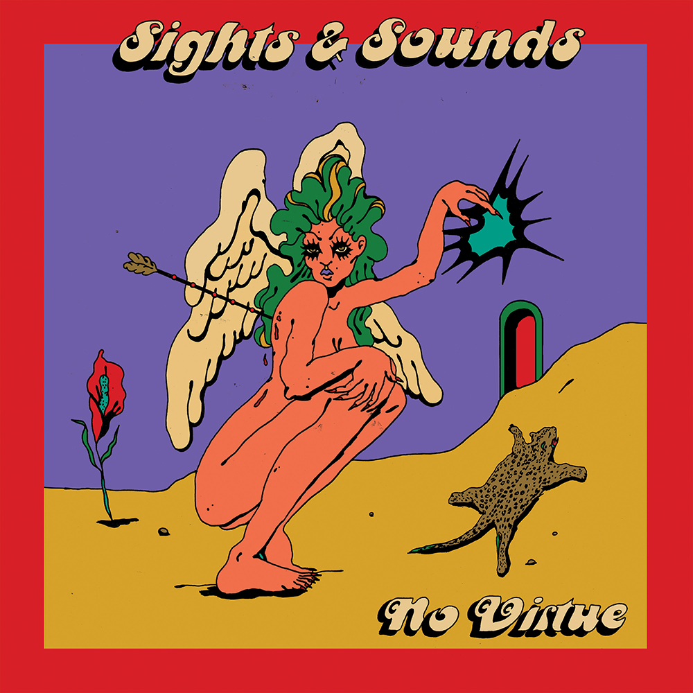 Sights & Sounds - No Virtue Albumcover