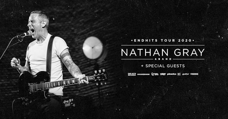 Nathan Gray Band Tour
