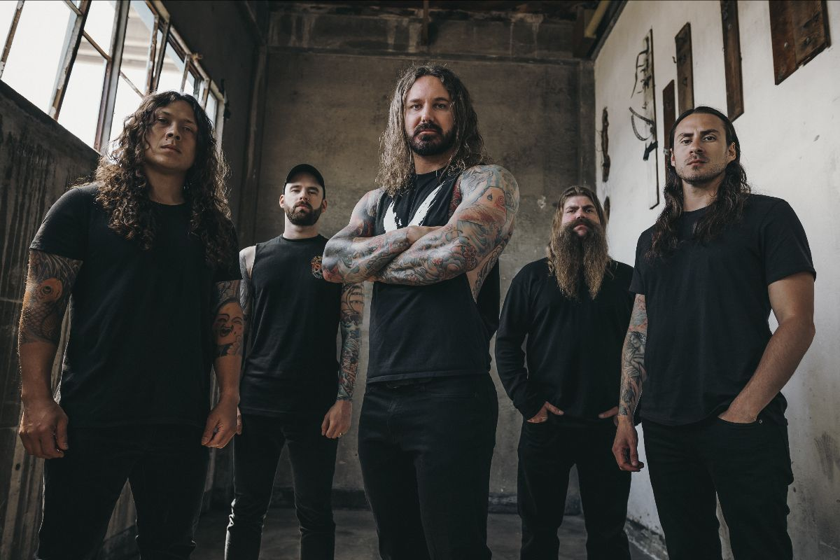 As I Lay Dying 2019