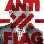 Anti Flag 20 20 Vision Albumcover