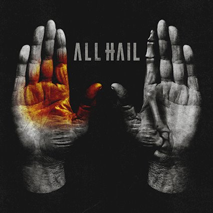 Norma Jean - All Hail Albumcover