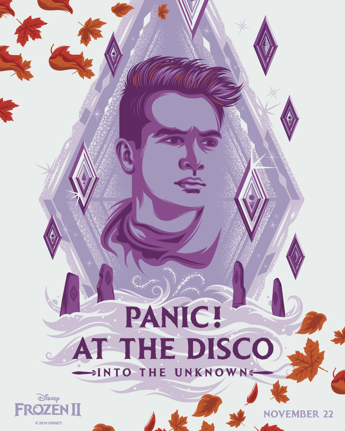 Panic At The Disco Frozen 2 Soundtrack
