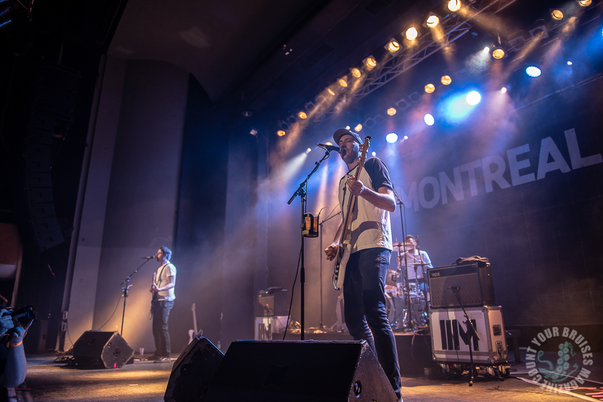 Montreal am 08.11.2019 live im Capitol in Hannover