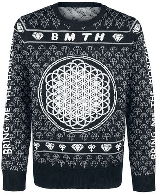 Bring Me The Horizon Ugly Christmas Sweater