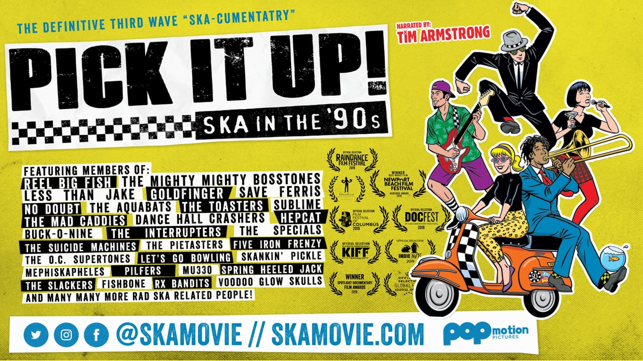 Pick It Up! Ska In The '90s Cover