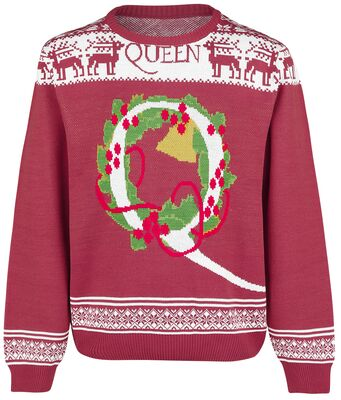 Queen Ugly Christmas Sweater